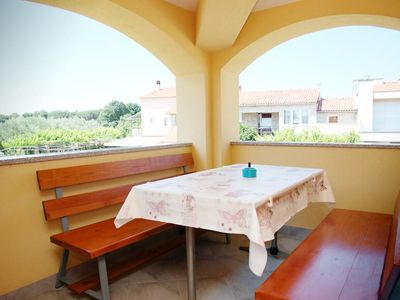 Photo for Holiday apartment Valbandon for 1 - 4 persons with 1 bedroom - Holiday apartment