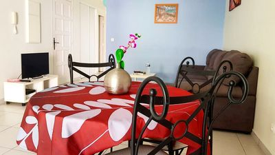 Photo for Comfortable T3 fully equipped, in the heart of Sainte-Anne