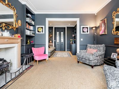 Photo for Exquisite Designer's Abode with Terrace Nestled in Notting Hill (W11)