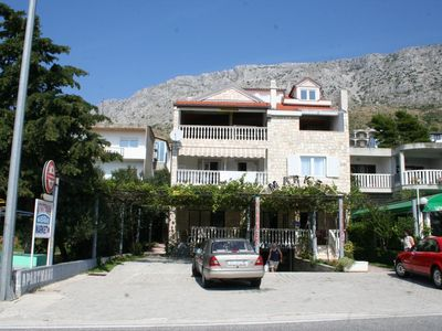 Photo for Apartment in Stanići (Omiš), capacity 8+2