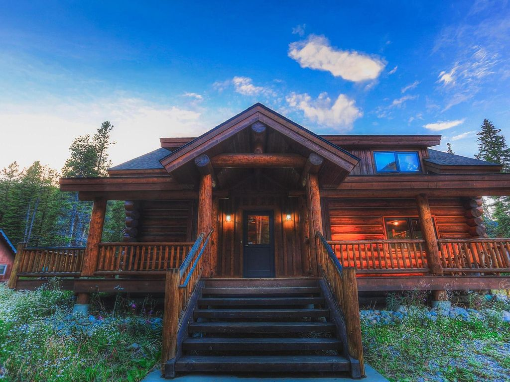 secluded view bedroom cabin two winter cabins log with vacation of friendly rental pet vrbo breckenridge amaz