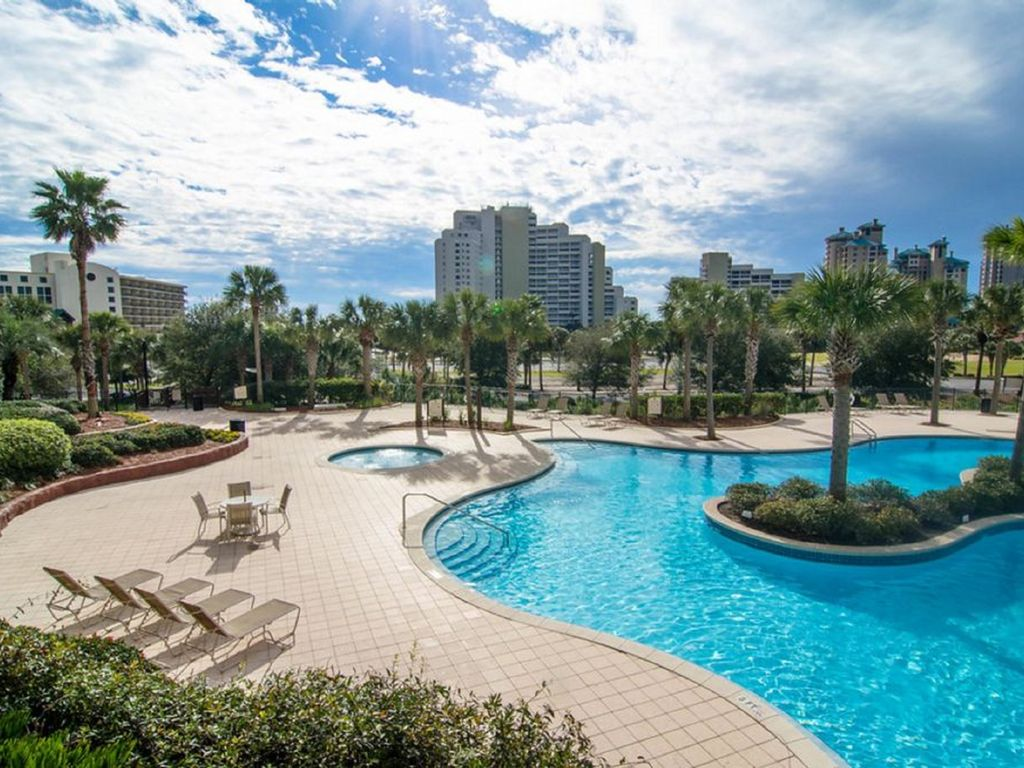 Sandestin Beach Golf Resort Large Pool Hot Tub Family Friendly