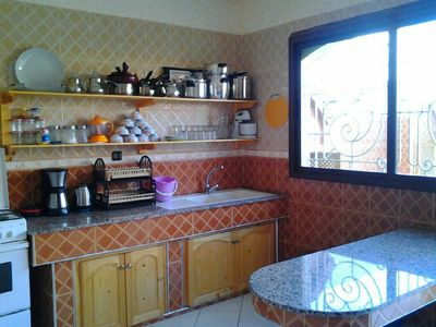 """Photo for The Villa """"5 Oliviers"""" with pool - The Friendly) - A 2 min from the beach"""