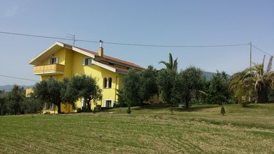 Stunning property set in the Abruzzo countryside