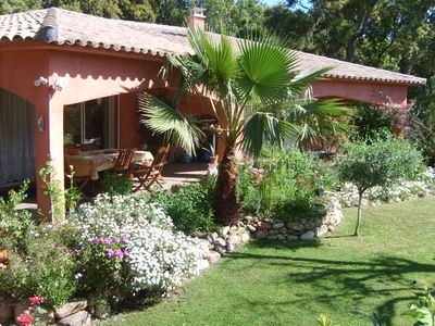 Photo for Villa near Porto Vecchio and beaches