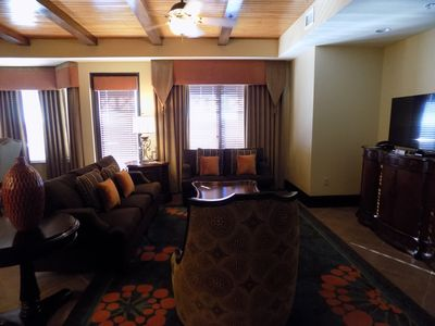 Photo for 4 Bdrm Presidential, Bonnet Creek, Inside Disney Gates