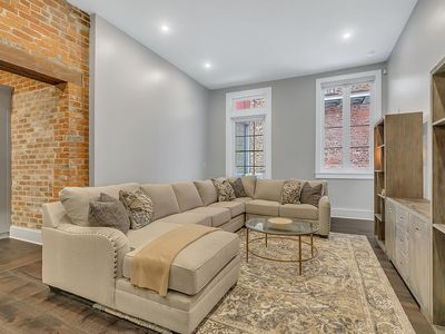 Photo for *BRAND NEW* Contemp & comfortable condo - located two blocks from French Quarter