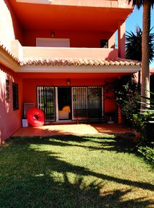 Photo for Magnificent duplex in Manilva (Málaga) with pool and 300m from the beach.