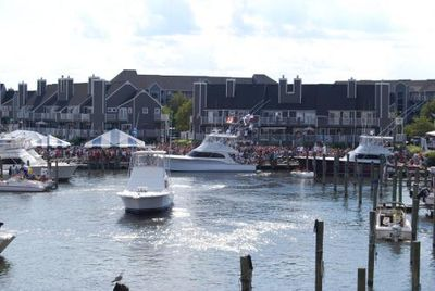 View of White Marlin Open