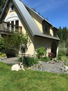Photo for Swedish Chateau just 5 miles from downtown Port Townsend, WA