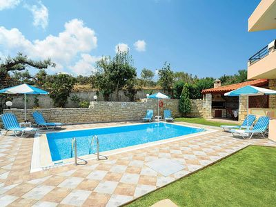 Photo for Modern, countryside villa with pool & beautifully landscaped gardens - near popular resort