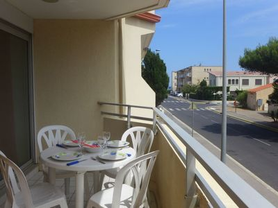 Photo for Apartment Les Cigalines in Narbonne-Plage - 4 persons, 2 bedrooms
