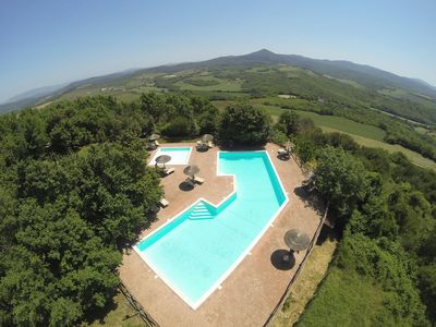 Photo for Residence in Guardistallo with 3 bedrooms sleeps 6