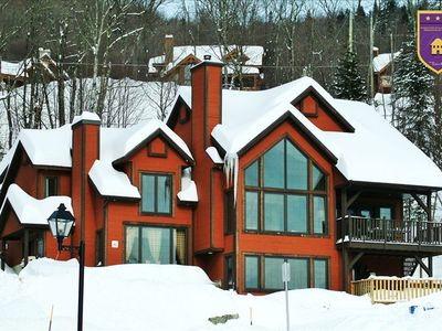 Photo for 6BR Chalet Vacation Rental in Stoneham-et-Tewkesbury, QC