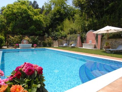 Photo for Dream holiday Villa with private Pool and Garden close to Lucca, Tuscany, Italy