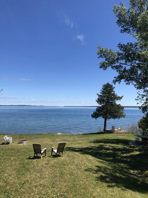 Photo for Private waterfront cottage on beautiful Manitoulin Island