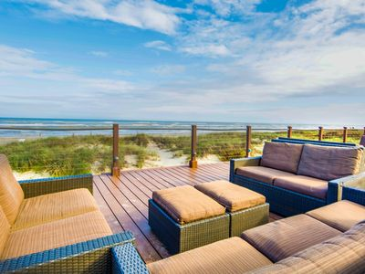 Photo for Dog-friendly oceanview condo, with a shared pool, hot tub, and tennis!
