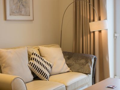 Photo for 5 Star Gold Luxury Apartment in Central St Ives, Cornwall