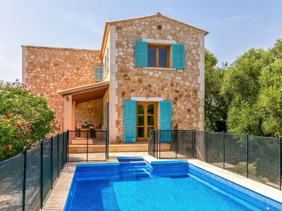 Photo for Villa Emanuel (090601) - Villa for 8 people in Santanyi