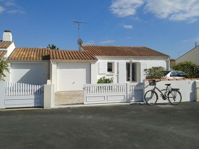 Photo for HOLIDAY HOME OF FULL FOOT WITH GARDEN AT LA TRANCHE SUR MER (4 PERSONNES)