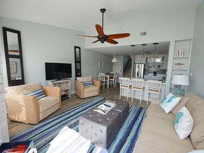 Photo for THIS ONE bedroom, one bath townhome is perfectly located and has been completely renovated.