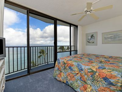 Photo for Ocean Front @ Great Price-8th Floor- Listen to Ocean from the Master Bedroom