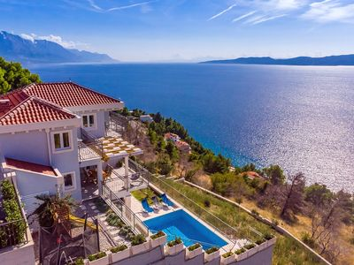 Photo for Villa S&A with heated private pool, playground