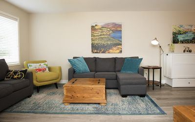 Photo for Steps to the Beach - Licenced, Professionally Cleaned and Flexible Cancellation