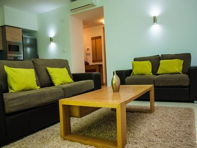 Photo for Modern apartment in peaceful resort
