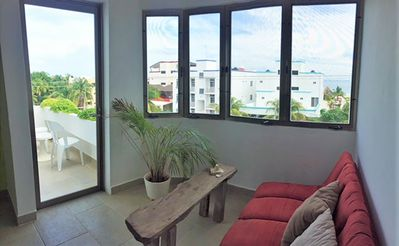 Photo for 1BR Apartment Vacation Rental in Puerto Morelos, QROO