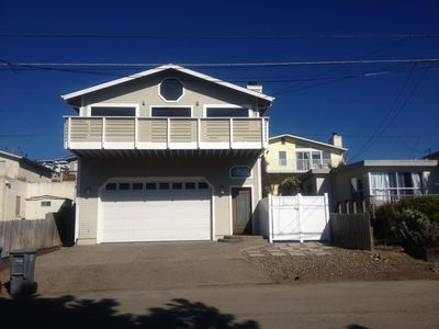 Photo for Morro Bay Family Friendly Beach House With Ocean View!