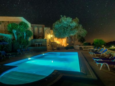 Photo for Katarin_Farmhouse with sharing pool in Gozo