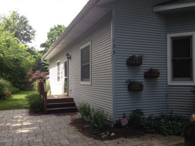 Photo for Quaint, Affordable Cottage!  Walking Distance to Downtown Saugatuck