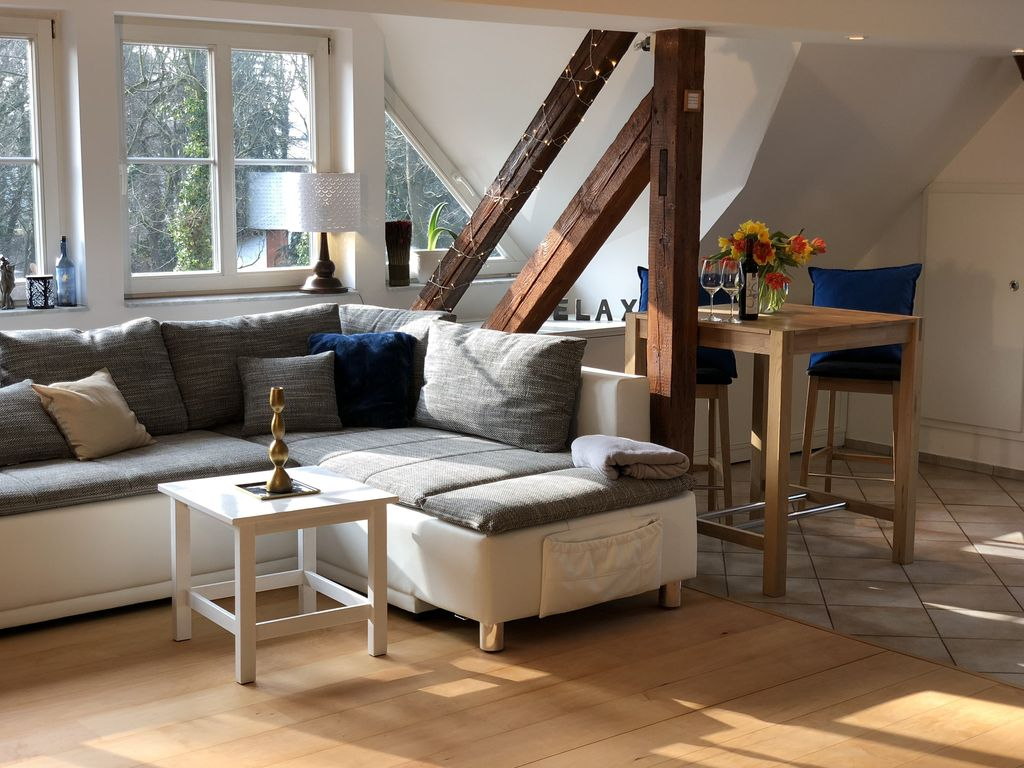 Apartment With Garden For Up To 7 People Near The Rb Arena Leutzsch