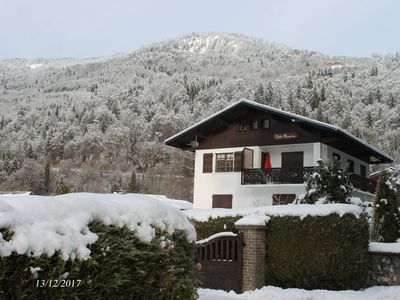 Photo for Large chalet with Spa. To ski in the Grand Massif and enjoy the Lac Bleu