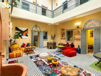 Photo for Le Charme Riad in Marrakech