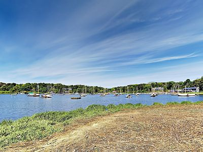 Photo for 4BR West-Facing Pure Waterfront Home in Orleans, Overlooking Arey's Pond
