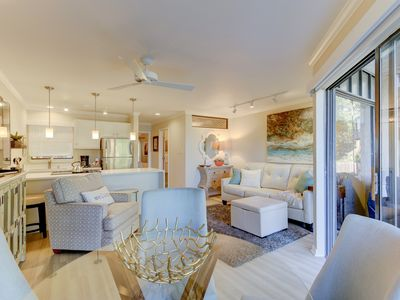 Photo for BEAUTIFUL INTERIORS IN THIS LAKE FRONT CONDO!