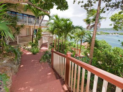 Book Now!  1BR/1BA Villa w/ Breathtaking Ocean Views!
