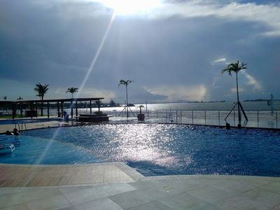 Photo for Beautiful Ap 5 stars in the best of Paraíso Arraial do Cabo c Swimming PoolSauna Gym