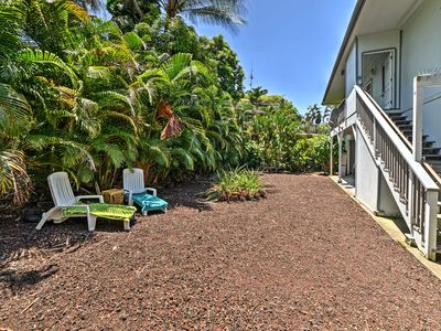 Photo for NEW! Airy Pahoa Apt w/Yard in Kalapana Shores!