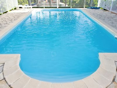 Photo for Nice studio with swimming-pool