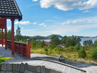 Photo for 5 star holiday home in Lysøysundet