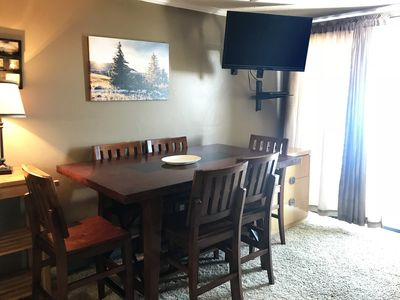 Photo for 2 BR MTN Lodge, Save with Spring Ski rates