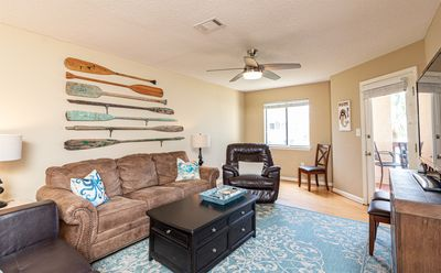 Photo for Beautifully decorated condo located in The Palms of Sunset Harbor