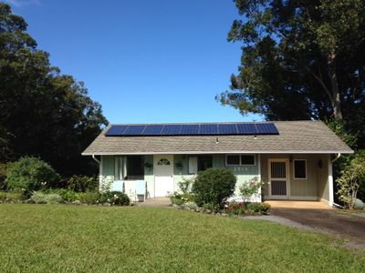 Photo for Private, Convenient Location, 'Pilialoha Cottage' - Permitted