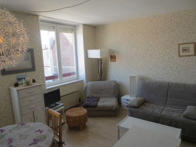 Photo for Apartment type 2 near the Market, 4 people, Le Touquet