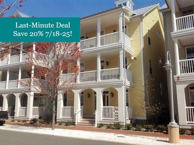 Photo for Big & Beautiful 6-BR Home - Wi-Fi, Pools, Clubhouse - Sunset Island (67th St)