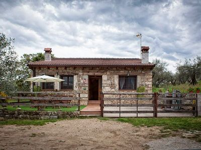 Photo for Rural house (rental) Villa Rojuelos for 8-10 people