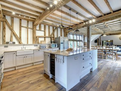 Photo for Old Hall Barn - Seven Bedroom House, Sleeps 14